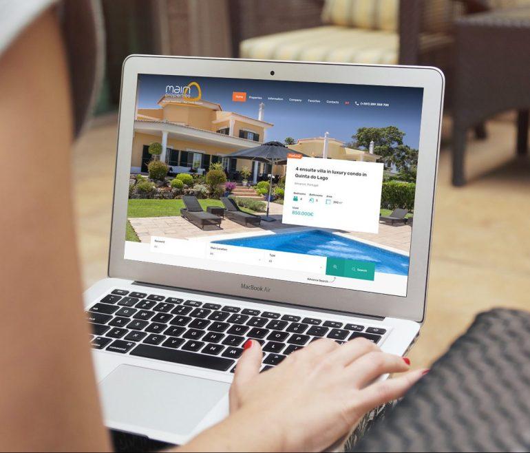 MainProperties.pt – Real Estate